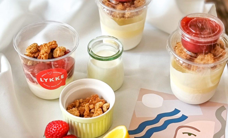 Order Food Online From Lykke Yogurt